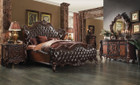 AC21120- Versailles Cherry / 2 Tone dark Brown PU Set