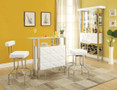 AC71585 - Shelia White Bar Unit