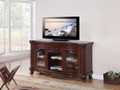 AC20278 - Jojo Brown Cherry TV Stand