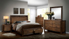 FA7072 - Elkton Oak Adult Bed