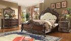 Hd8013  Georgio Formal Bedroom Set With Elegant Carvings