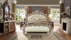 Hd8017 Viviana Formal Bedroom Set With Elegant Carvings