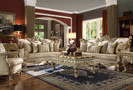 Goldina Formal Sofa And Love Seat