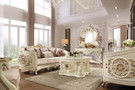 HD2011 Anika Formal Sofa And Love Seat