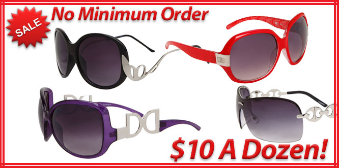 Blow Out Sale! Wholesale Sunglasses