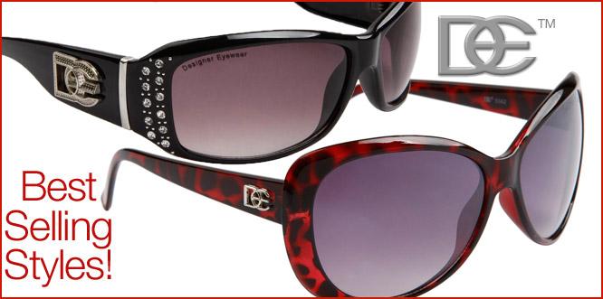DE™Designer Eyewear at CTS Wholesale Sunglasses
