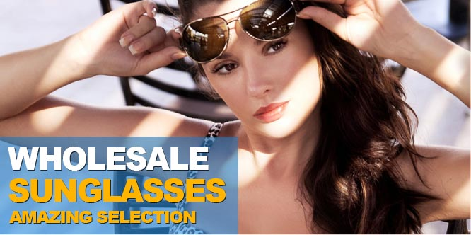 Wholesale Sunglasses Amazing Selection