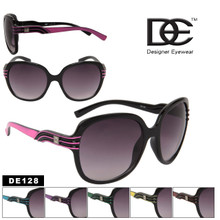Vintage Sunglasses for Ladies by Designer Eyewear DE128
