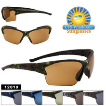 Camouflage Sport Sunglasses - Style # 12010