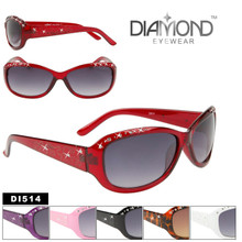 Rhinestone Sunglasses Wholesale DI514