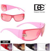 Designer Eyewear™ Fashion Sunglasses DE25