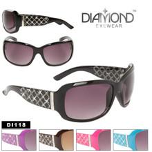 Rhinestone Sunglasses DI118