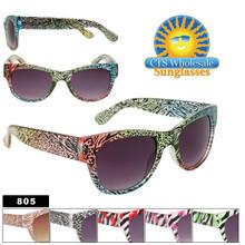 Wayfarer Sunglasses 805