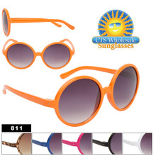 Round Sunglasses 811