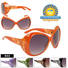 Oversized Sunglasses 822