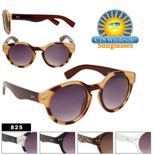 Round Sunglasses 825