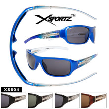 Polarized Xsportz™ Sunglasses XS604