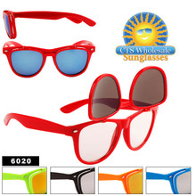 Flip Up California Classics Sunglasses by the Dozen - Style #6020