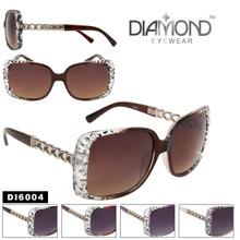 Rhinestone Sunglasses DI6004