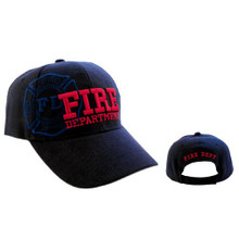 """""""Fired Department"""" C1003 Blue"""