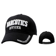 Wholesale Baseball Cap C190 ~ Narcotics Officer