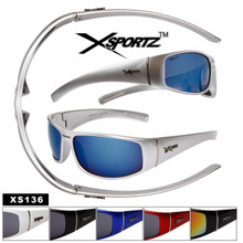 Men's Sports Wholesale Sunglasses XS136