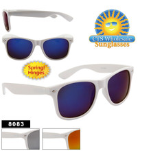 MIRRORed Classic Sunglasses 8083