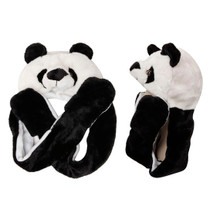 Panda with Mittens