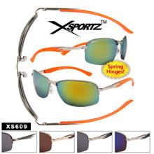 Sports SUNGLASSES Xsportz XS609