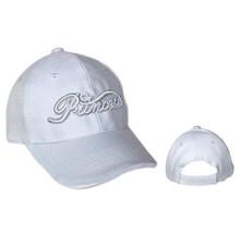 Princess Juniors Baseball Cap White