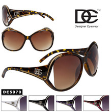 Women's Wholesale Fashion Sunglasses - Style # DE5070