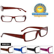 Bulk Reading Glasses R9024 ~ Textured Frames