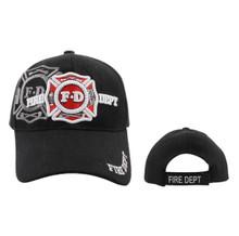 """Wholesale Caps """"Fire Department"""""""