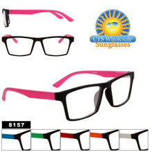 Clear Lens Sunglasses 8157
