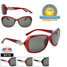 Women's Polarized Sunglasses - Style #8215