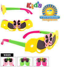 Kid's Wholesale Folding Sunglasses - Style #9085