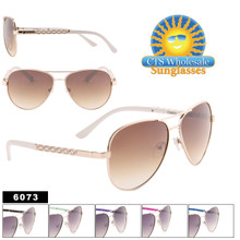 Wholesale Fashion Aviators - Style #6073