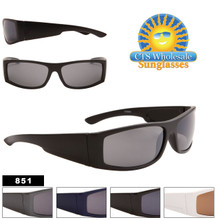 Men's Sunglasses by the Dozen - Style #851