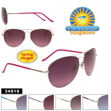 Aviator Sunglasses by the Dozen - Style #34819