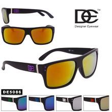 Designer™ Eyewear Bulk Unisex Sunglasses - Style #DE5086