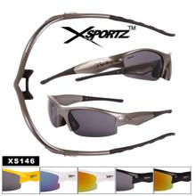 Xsportz™ Sports Sunglasses Wholesale- Style #XS146