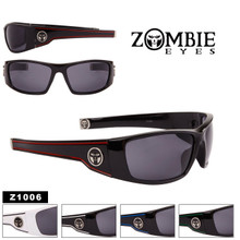 Men's Zombie Eyes™ Designer Sunglasses in Bulk - Style #Z1006