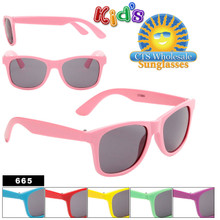 Wholesale Kid's Wayfarers! 665