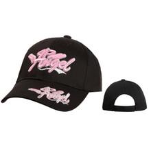 Wholesale Angel Hats for Juniors' Black