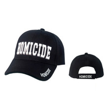 Black Baseball Hats C1045