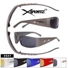 Xsportz Sport Sunglasses XS41