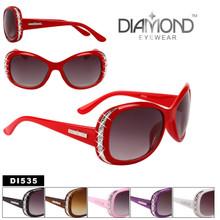 Bulk Rhinestone Sunglasses - Style #DI535
