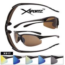 XS17 Sports Sunglasses by Xsportz