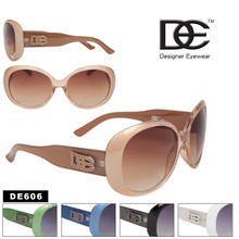 DE606 Wholesale Fashion Sunglasses