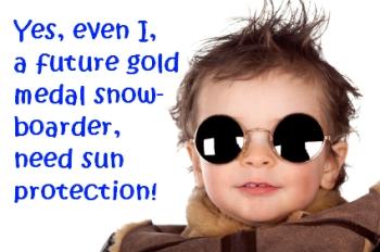 Future Snow Boarder